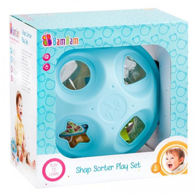 Zabawka edukacyjna Sorter BAM BAM 453701