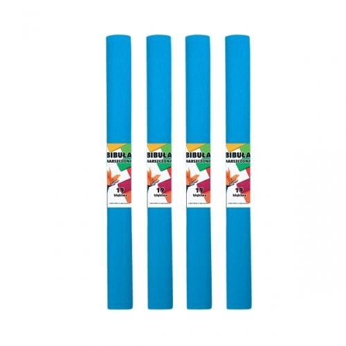 Bibuła marszczona 50x200 cm błękitna STARPAK 218505