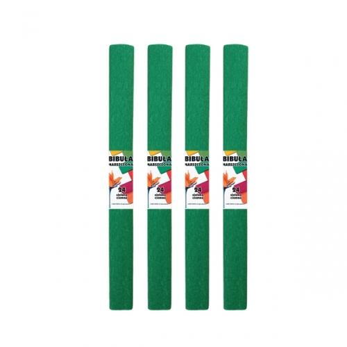 Bibuła marszczona 50x200 cm ciemna zieleń STARPAK 218512