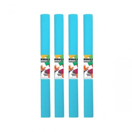 Bibuła marszczona 50x200 cm jasny błękit STARPAK 218506