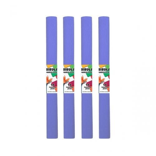 Bibuła marszczona 50x200 cm jasny fiolet STARPAK 218500