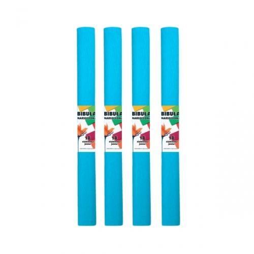 Bibuła marszczona 50x200 cm jasny niebieski STARPAK 218504