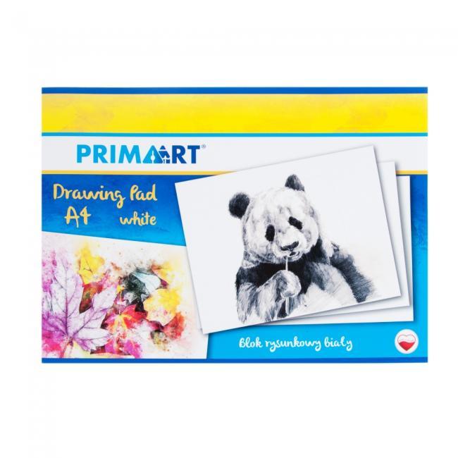 Blok rysunkowy A4/20k PRIMA ART  361017