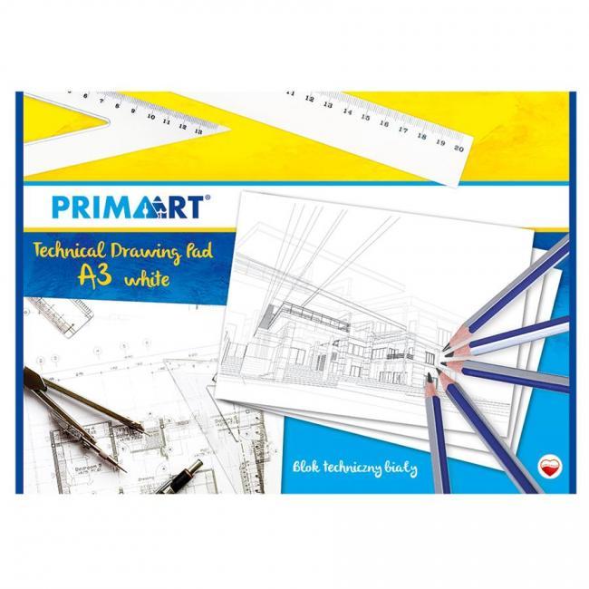 Blok techniczny A3 10 kartek PRIMA ART  412470