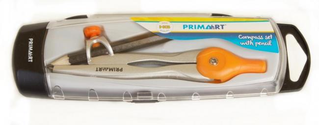 Cyrkiel metalowy z ołówkiem PRIMA ART 359815