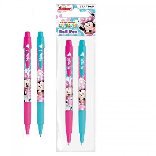 Długopis automatyczny 2 szt. STARPAK 357643