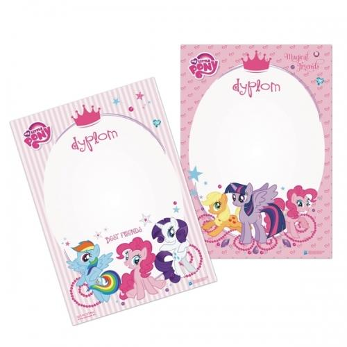 Dyplom A4 My Little Pony STARPAK 292585
