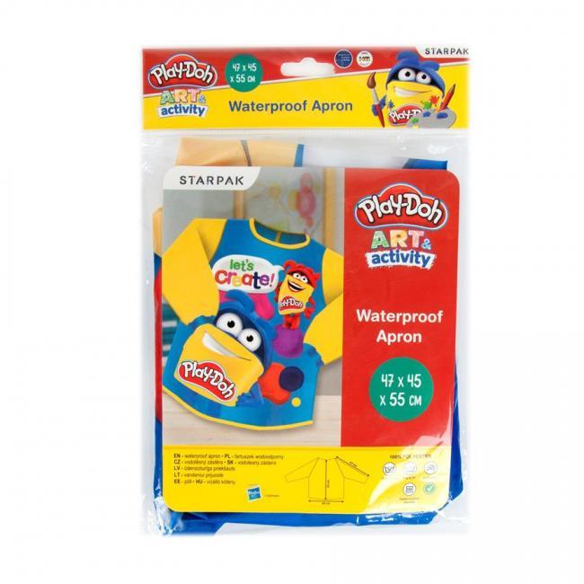 Fartuszek szkolny ochronny Play-Doh STARPAK 453902