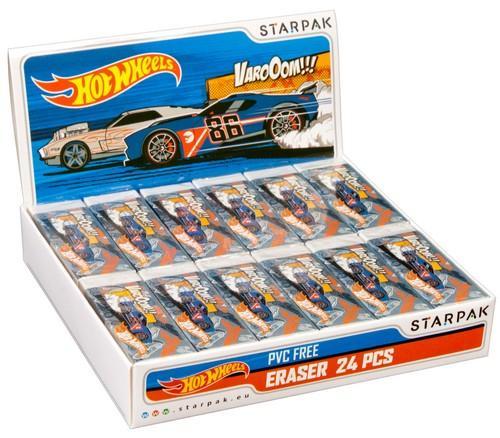 Gumka do mazania Hot Wheels STARPAK 378780