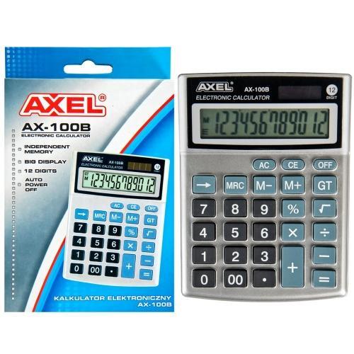 Kalkulator AX-100B AXEL 346808