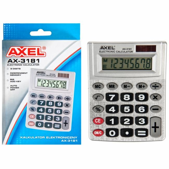 Kalkulator AX-3181 AXEL 347568