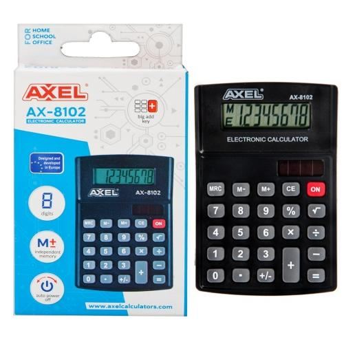 Kalkulator AX-8102 AXEL 347721