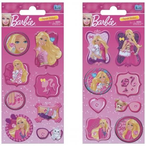 Naklejka Capsule Barbie