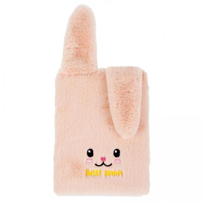 Pamiętnik pluszowy Rabbit STARPAK 443205