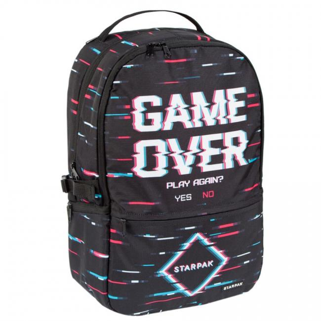 Plecak Game Over STARPAK 446576