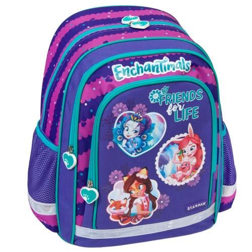 Plecak szkolny  Enchantimals STARPAK 405822