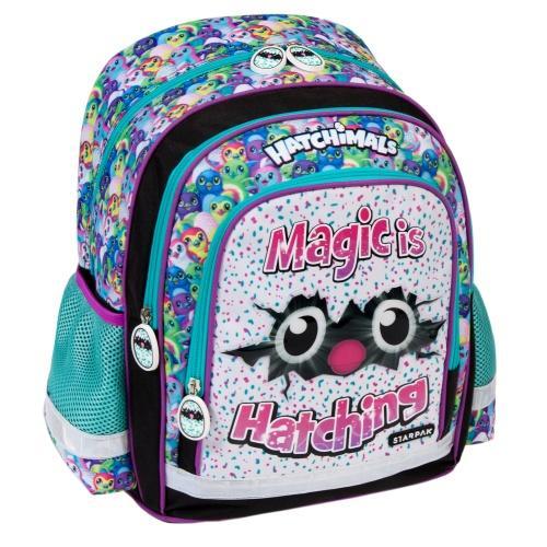 Plecak szkolny  Hatchimals STARPAK 405399