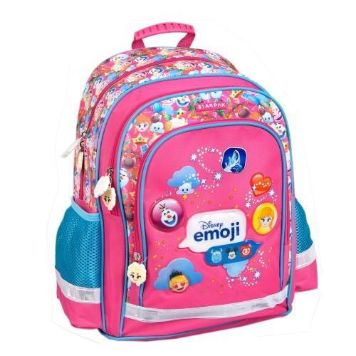 Plecak szkolny Emoji Frozen STARPAK 396279