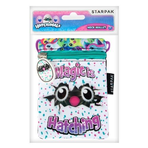 Saszetka na szyję Hatchimals STARPAK 405400