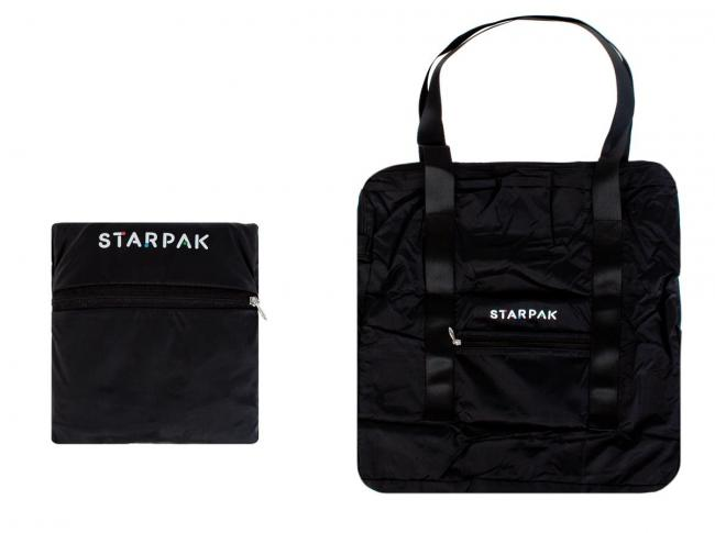 Torba na zakupy STARPAK 355165