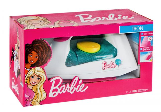 Żelazko Barbie Role Play MEGA CREATIVE 438199