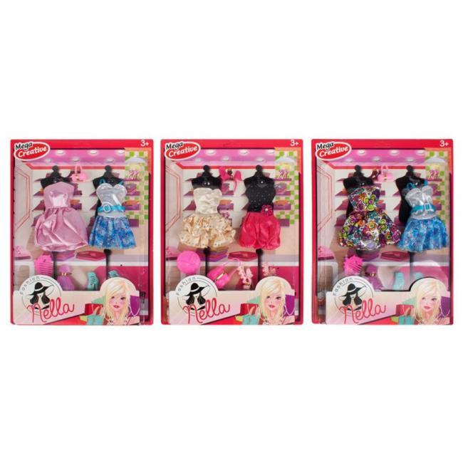 Akcesoria dla lalki Nella MEGA CREATIVE 435870