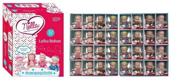 Lalka Bobas Nella MEGA CREATIVE 389646