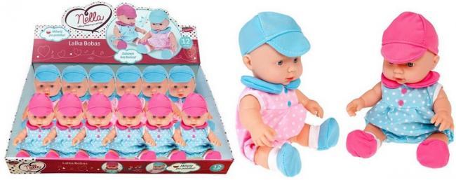Lalka mówiąca Nella MEGA CREATIVE 389916