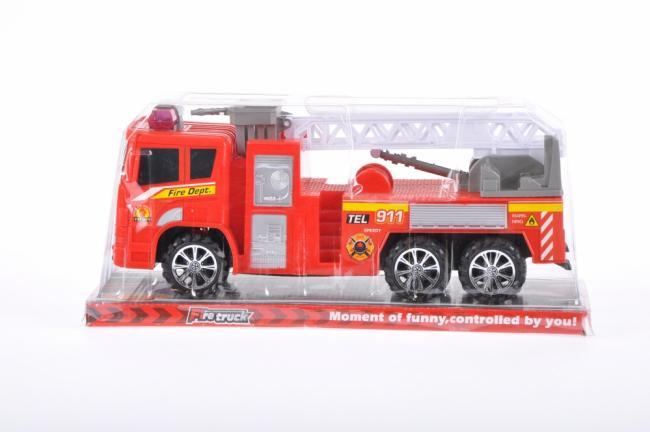 Auto ratunkowe zdalnie sterowane Moje Miasto MEGA CREATIVE 459668