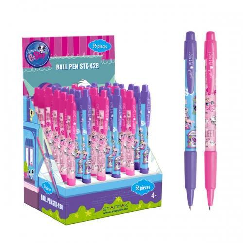 Długopis automatyczny Littles Pet Shop STARPAK 223196
